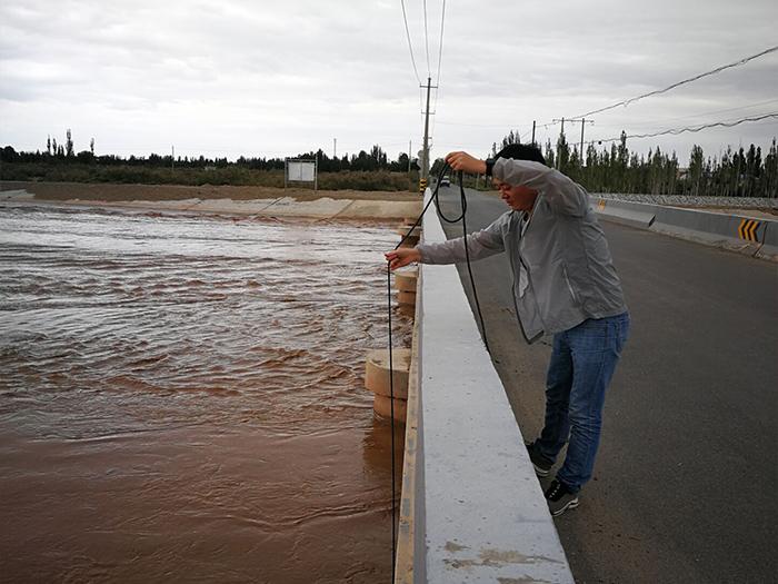 现场案例·水质检测